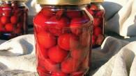 Compot de prune pentru iarna