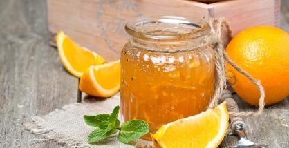 gem de portocale pentru iarna