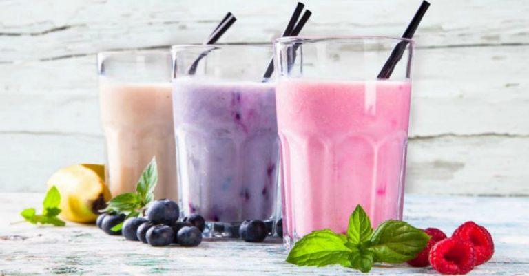 3 retete de smoothie care te scapa de arsurile la stomac