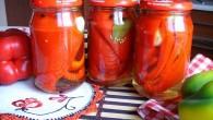 Gogosari murati in otet fara fierbere (la rece), pentru iarna