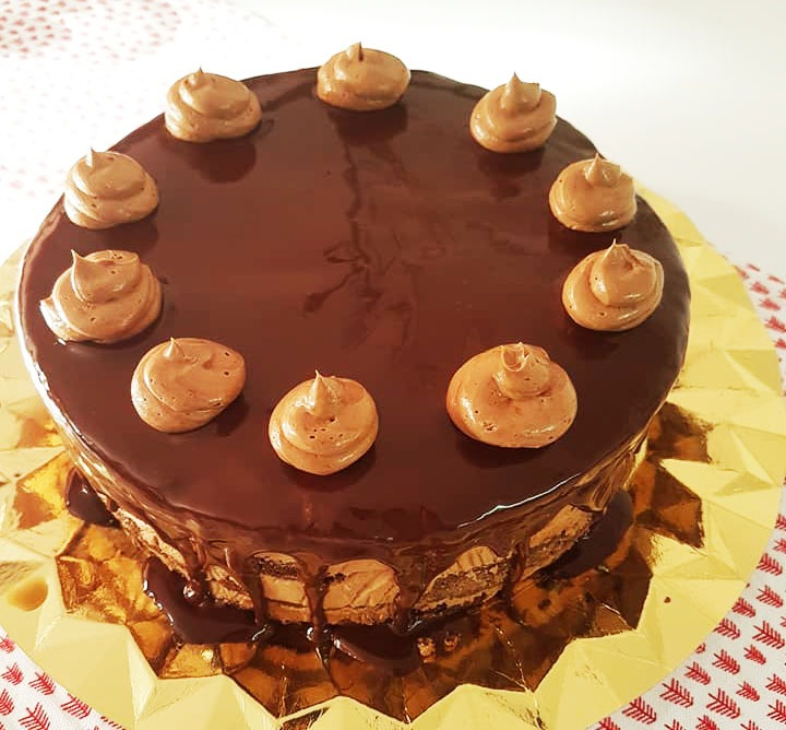 Tort amandina de casa reteta clasica originala for Ciocolata de casa reteta clasica