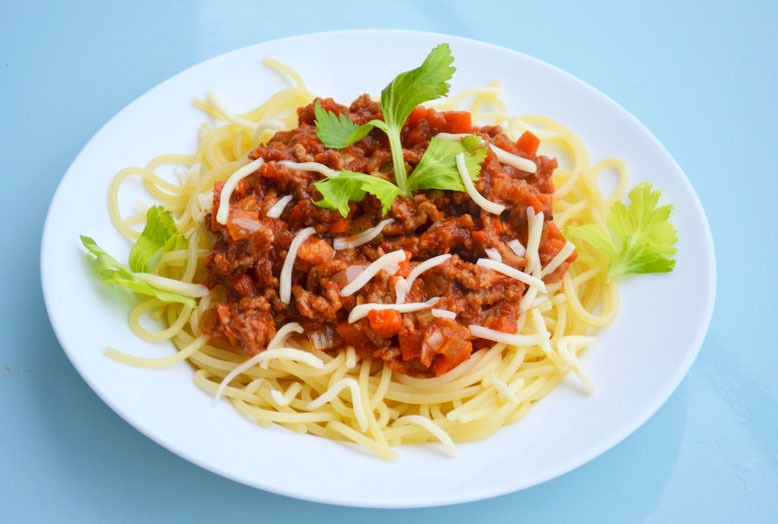 Paste bolognese (reteta simpla)