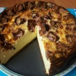 Cheesecake cu smochine