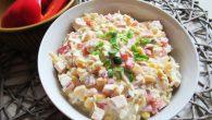 Salata cu piept de pui si telina