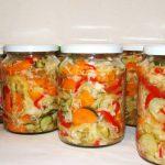Salata de muraturi – reteta de ciolomada ungureasca
