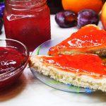 Marmelada de prune