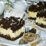 Cheesecake cu nuca de cocos