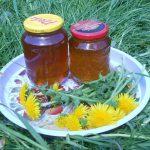 Miere sau sirop de papadie