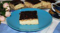 Cheesecake cu branza dulce de vaci