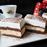 Prajitura cu crema caramel