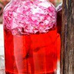 Sirop de trandafiri (natural, fara conservanti)